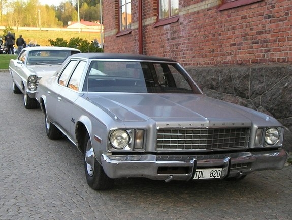MartenC 1977 Plymouth Gran Fury Specs, Photos ...
