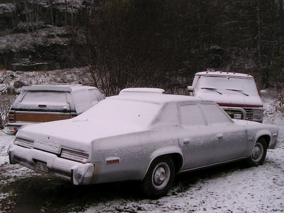 Another MartenC 1977 Plymouth Gran Fury post... - 9100917