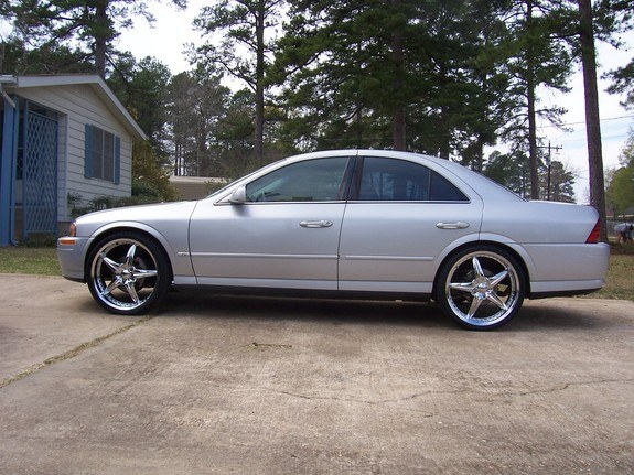 theml2s 2000 Lincoln LS Specs Photos Modification Info at CarDomain