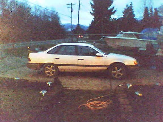 Another BigPimpinPA 1990 Ford Taurus post... - 9190787