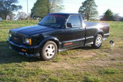 Syclomatic 1991 GMC Syclone