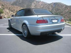 06silverm3s 2006 BMW M3