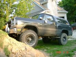 Studie 1991 Dodge Ramcharger