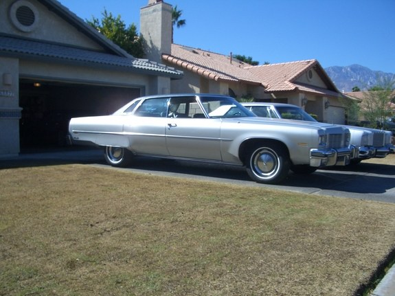 CaddymanTom's 1975 Oldsmobile 98