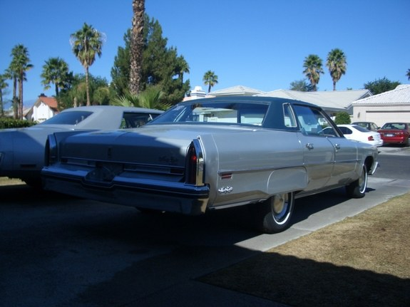 CaddymanTom 1975 Oldsmobile 98 9192623