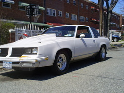 86cutlass455 1986 Oldsmobile Cutlass Supreme