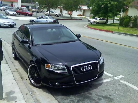 crzyrav3r 2006 audi a4 specs photos modification info at cardomain. Black Bedroom Furniture Sets. Home Design Ideas