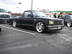 90dime 1990 Chevrolet S10 Regular Cab
