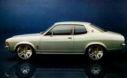 Rallyants 1975 Mitsubishi Galant