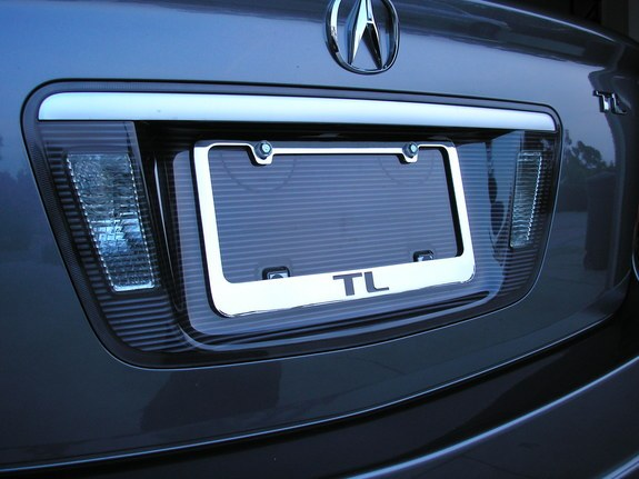 Crzygosu Acura TL Specs Photos Modification Info At CarDomain - Acura tl license plate frame