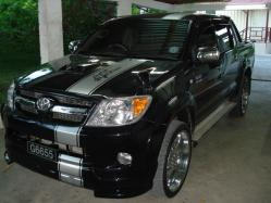 Hilux6655s 2006 Toyota HiLux