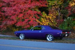 Pams00WS6TAs 1970 Dodge Challenger