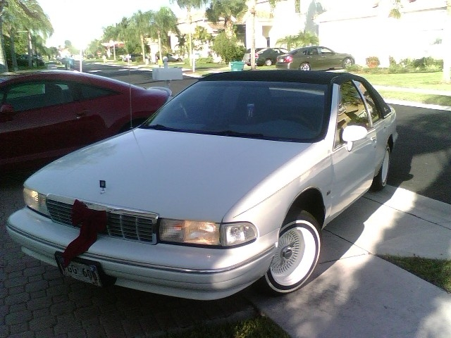 Another GOGSANGEL 1994 Chevrolet Caprice Classic post... - 10238405