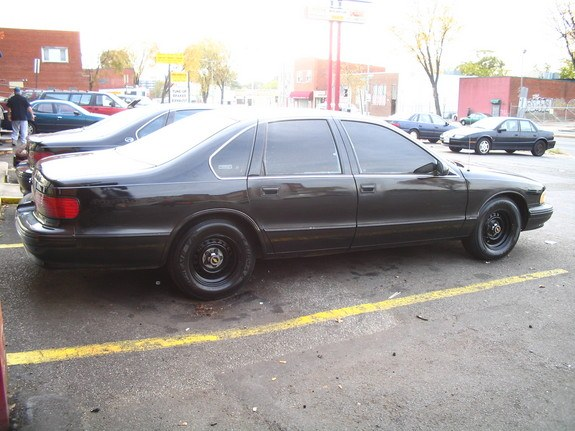 Another eroticmodel 1995 Chevrolet Caprice post... - 9201031