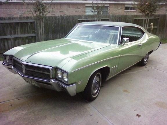 joe brown 1969 1969 buick skylark specs photos modification info at cardomain. Black Bedroom Furniture Sets. Home Design Ideas