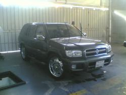 path-ans 2004 Nissan Pathfinder