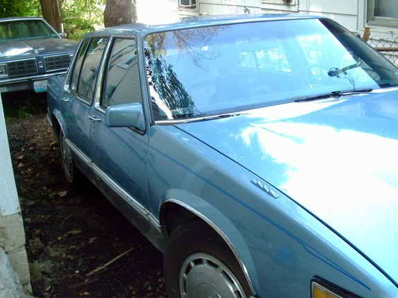 Another BIGBOONASTY 1990 Cadillac DeVille post... - 10239046
