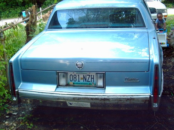Another BIGBOONASTY 1990 Cadillac DeVille post... - 10239049