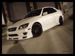 CWIS3s 2003 Lexus IS