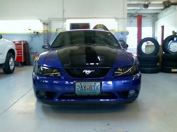 Another ErikTheBeast 2002 Ford Mustang post... - 9194591