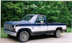ErikTheBeasts 1986 Ford F150 Regular Cab