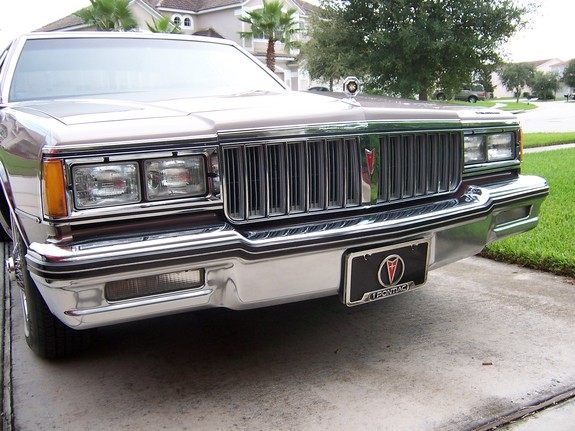 2685CHRIS 1984 Pontiac Parisienne 10240234