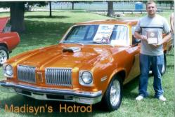 bradyts 1974 Oldsmobile Omega