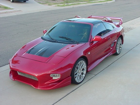 1991RedRyder 1991 Toyota MR2 Specs Photos Modification Info at