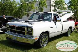 1hotram 1992 Dodge D150 Club Cab