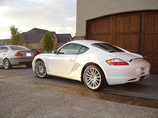 adamcnel 2006 porsche cayman specs photos modification info at cardomain. Black Bedroom Furniture Sets. Home Design Ideas