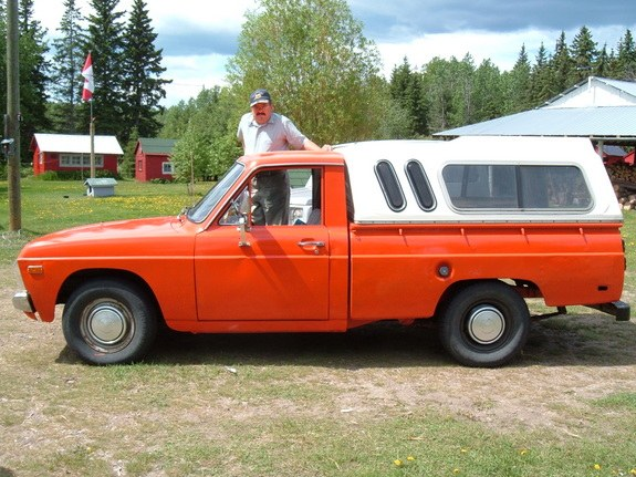 1973 Ford Courier