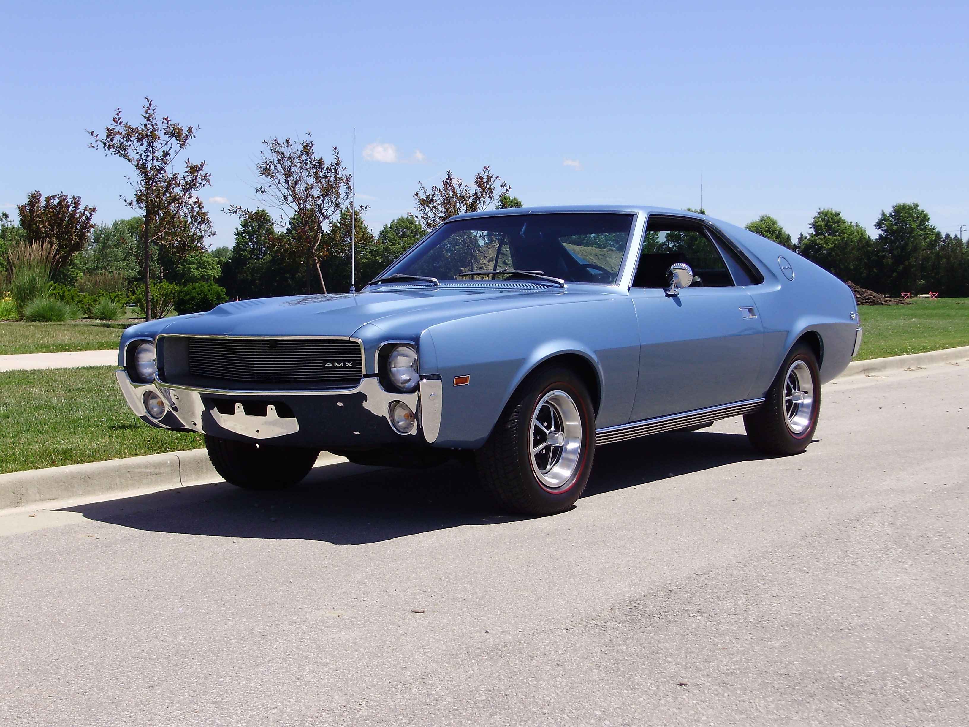 Another todd1949 1969 AMC AMX post... - 9702702