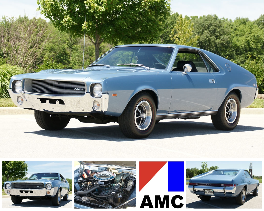 Another todd1949 1969 AMC AMX post... - 9702703