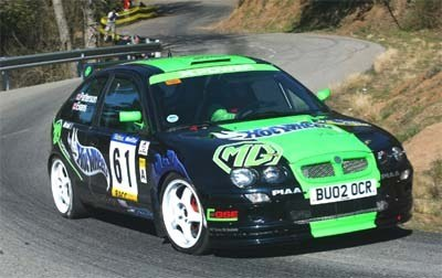 mikejones  mg zr specs  modification info  cardomain