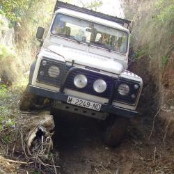 steelmonkey 1992 Land Rover Defender 90