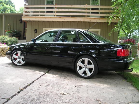 Essix 1995 Audi S6 Specs Photos Modification Info At
