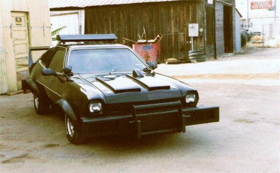 Another swatmancia 1976 Ford Pinto post... - 10258075