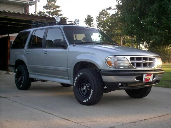 Black Ford Explorer >> Coastie_kyle 1995 Ford Explorer Specs, Photos, Modification Info at CarDomain