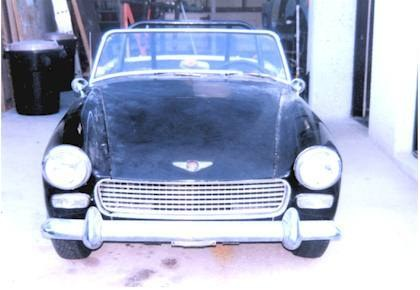 Another oldcars1 1962 Austin-Healey Sprite post... - 9200242