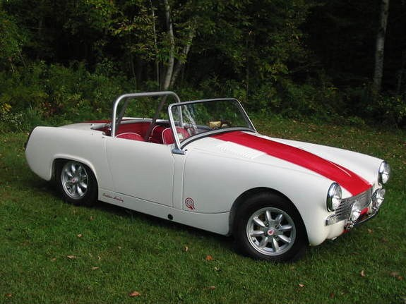 Another oldcars1 1962 Austin-Healey Sprite post... - 9200245