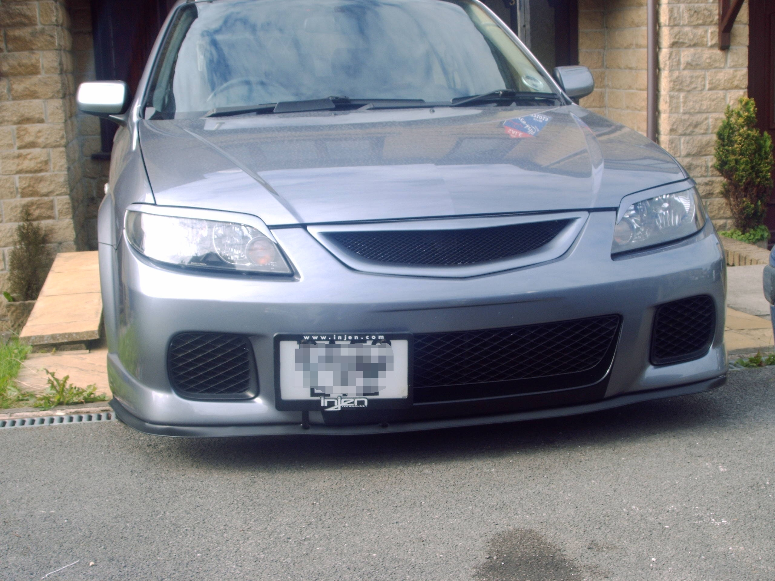 ERRNEE 2003 Mazda Protege5 Specs, Photos, Modification Info