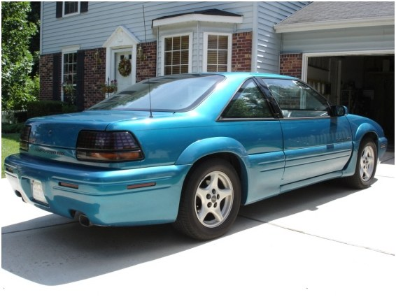 Grandprixxx 1996 Pontiac Grand Prix Specs  Photos