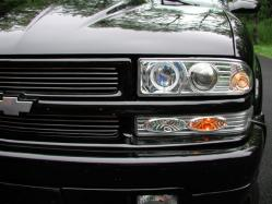 BlkXtreme1 2000 Chevrolet S10 Extended Cab