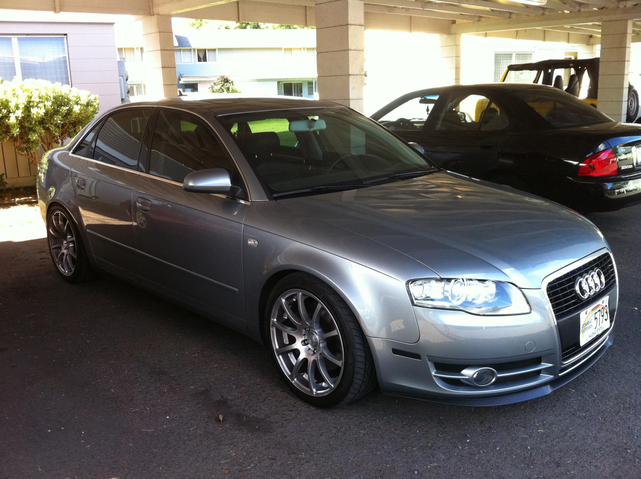 kurupt hawaiian 2007 audi a42 0t sedan 4d specs photos modification info at cardomain. Black Bedroom Furniture Sets. Home Design Ideas