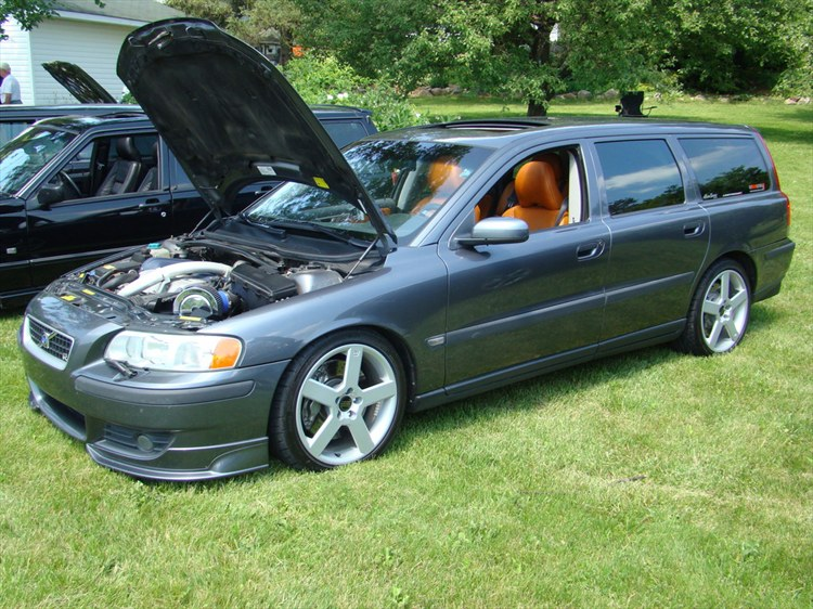007jsh 2004 Volvo V70 Specs Photos Modification Info At