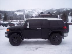 samoansiis 2007 Toyota FJ Cruiser