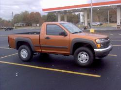 deathreborn13 2007 Chevrolet Colorado Regular Cab