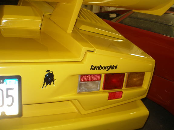 frenchy410 1989 lamborghini countach specs photos modification info at card. Black Bedroom Furniture Sets. Home Design Ideas