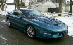 Zeraws 1996 Pontiac Firebird