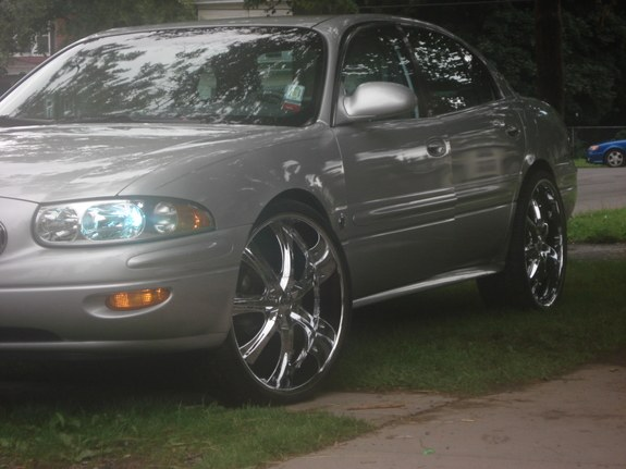 Large on 2001 Buick Lesabre